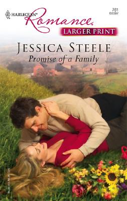 Image for Promise Of A Family (Larger Print Romance)