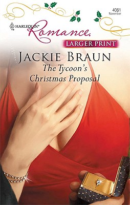Image for The Tycoon's Christmas Proposal (Romance)
