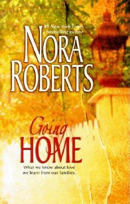 Going Home: Unfinished Business/ Island of Flowers/ Mind Over Matter, NORA ROBERTS