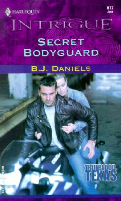 Image for Secret Bodyguard (Trueblood, Texas) (Harlequin Intrigue, No 617)