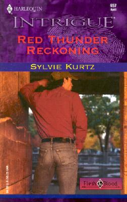 Image for Red Thunder Reckoning (Flesh and Blood) (Harlequin Intrigue Series, No. 657)
