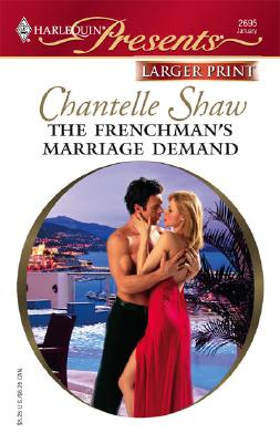 The Frenchman's Marriage Demand, Chantelle Shaw