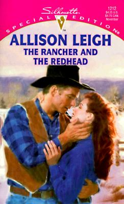 Image for The Rancher and the Redhead (The Men of Double-C Ranch) (Silhouette Special Edition, No 1212)