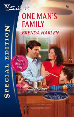 One Man's Family (Silhouette Special Edition), BRENDA HARLEN