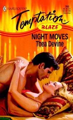 Image for Night Moves (Blaze) (Harlequin Temptation)