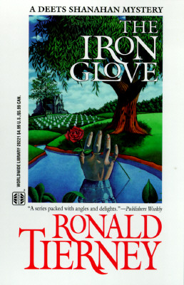 Iron Glove, RONALD TIERNEY