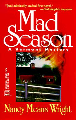 Image for Mad Season (Worldwide Library Mystery , No 270)