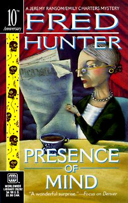 Image for Presence Of Mind (Worldwide Library Mysteries)