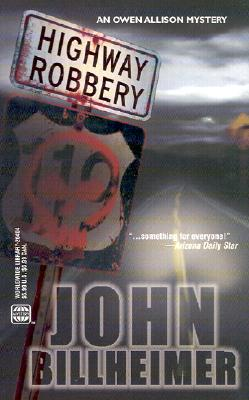 Image for HIGHWAY ROBBERY OWEN ALLISON MYSTERY