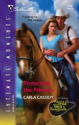 Image for Protecting The Princess (Silhouette Intimate Moments) (Silhouette Romantic Suspense)