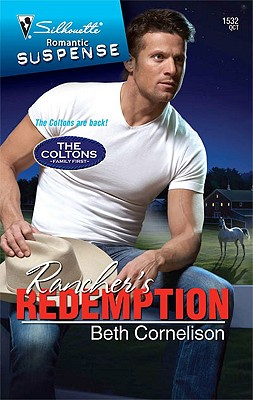 Image for Rancher's Redemption (Silhouette Romantic Suspense)