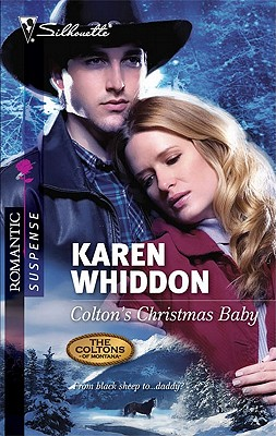 Image for Colton's Christmas Baby (Silhouette Romantic Suspense)