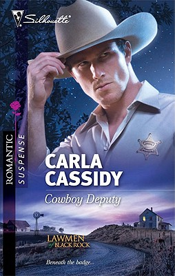 Image for Cowboy Deputy (Silhouette Romantic Suspense)