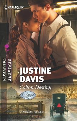 Colton Destiny (Harlequin Romantic Suspense), Justine Davis