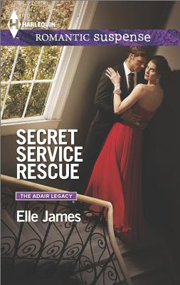 Image for Secret Service Rescue (Harlequin Romantic Suspense The Adair Legacy)