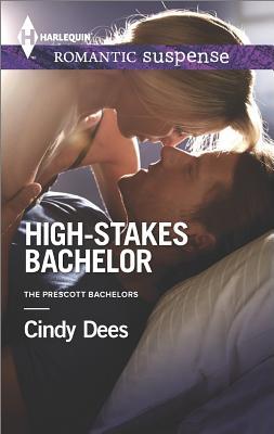 Image for High-Stakes Bachelor (Harlequin Romantic Suspense The Prescott)