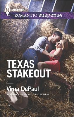 Image for Texas Stakeout (Harlequin Romantic Suspense)