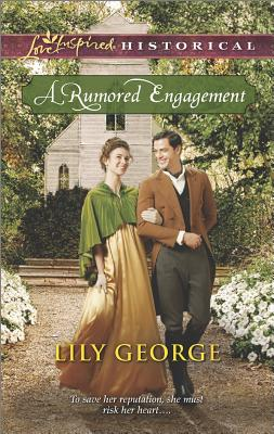 Image for RUMORED ENGAGEMENT, A LOVE INSPIRED HISTORICAL