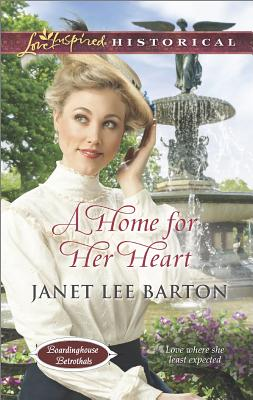 Image for A Home for Her Heart (Love Inspired Historical Boardinghouse B)