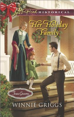 Image for The Holiday Family (Love Inspired)