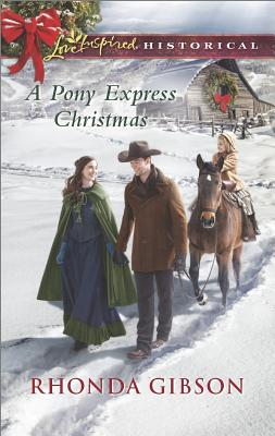 Image for Pony Express Christmas, A