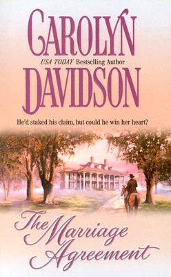 The Marriage Agreement (Harlequin Historical Series), CAROLYN DAVIDSON