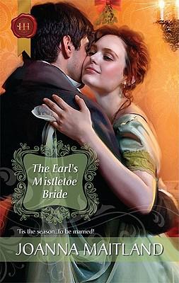 The Earl's Mistletoe Bride (Harlequin Historical), Joanna Maitland