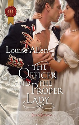 Image for The Officer and the Proper Lady (Harlequin Historical)