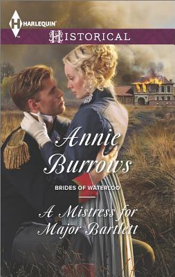 Mistress For Major Bartlett, A, Burrows, Annie
