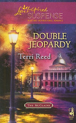 Image for Double Jeopardy (The McClain Brothers, Book 2) (Steeple Hill Love Inspired Suspense #109)