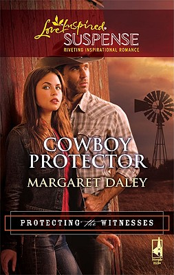 Image for Cowboy Protector (Protecting the Witnesses, Book 3) (Steeple Hill Love Inspired Suspense #188)