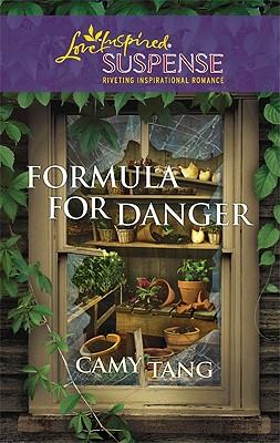 Formula for Danger (Love Inspired Suspense), Camy Tang