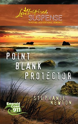 Image for Point Blank Protector (Steeple Hill Love Inspired Suspense)
