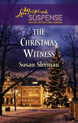 The Christmas Witness (Love Inspired Suspense), Susan Sleeman