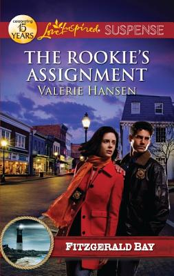 The Rookie's Assignment (Love Inspired Suspense), Valerie Hansen