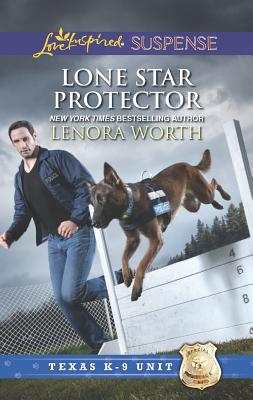 Image for Lone Star Protector (Love Inspired Suspense)