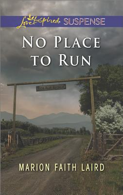 Image for No Place to Run (Love Inspired Suspense)
