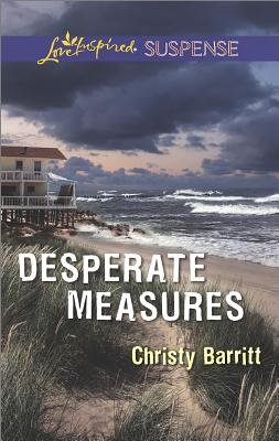 Image for Desperate Measures (Love Inspired Suspense)