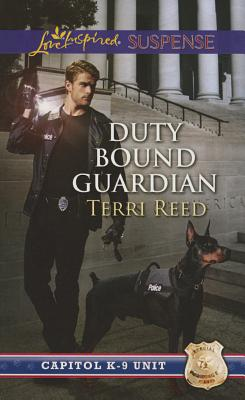 Image for Duty Bound Guardian (Love Inspired Suspense Capitol K-9 Unit)