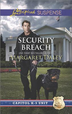 Image for Security Breach (Love Inspired Suspense Capitol K-9 Unit)