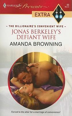 Image for Jonas Berkeley's Defiant Wife (Halrequin Presents Extra)