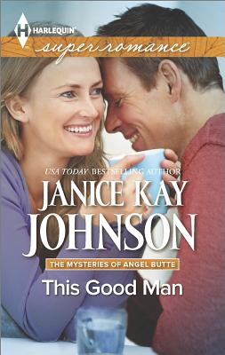 Image for This Good Man (Harlequin Superromance The Mysteries of)