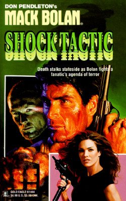 Image for Shock Tactic (Superbolan)