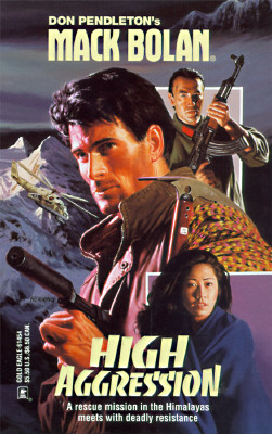 Image for High Aggression (Superbolan)