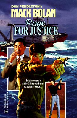 Image for Rage For Justice (Mack Bolan series) (Worldwide Library Don Pendleton edition #58)