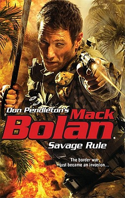 Image for Savage Rule (Don Pendleton's Mack Bolan)