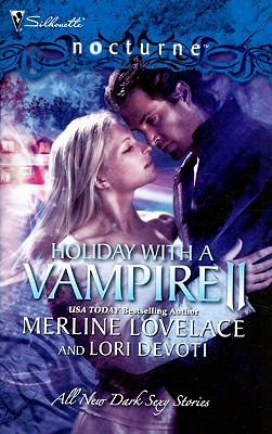 Image for Holiday With A Vampire II: A Christmas Kiss The Vampire Who Stole Christmas (Silhouette Nocturne)