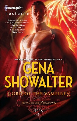 Lord of the Vampires (Harlequin Nocturne), Gena Showalter