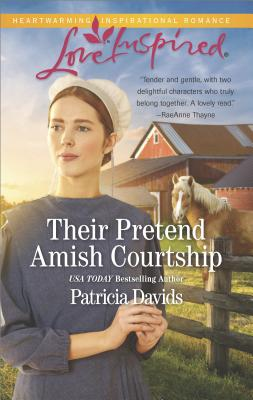 Image for Their Pretend Amish Courtship