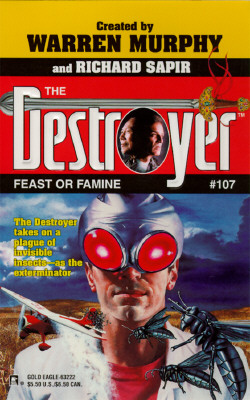 Image for Feast Or Famine (The Destroyer, No. 107)